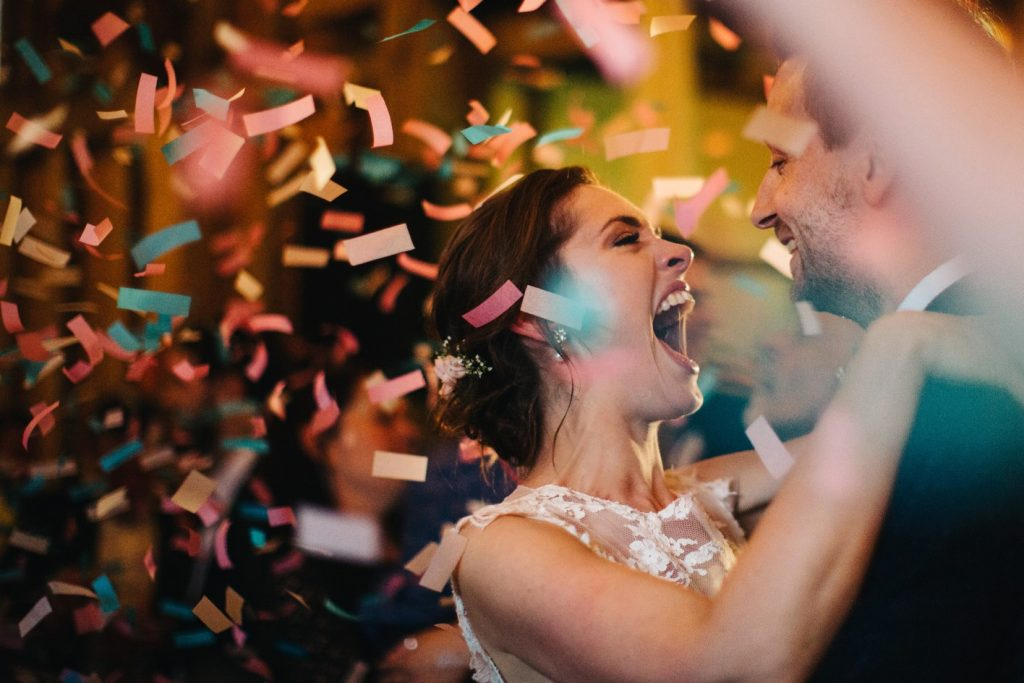 richard skins photography confetti cannons