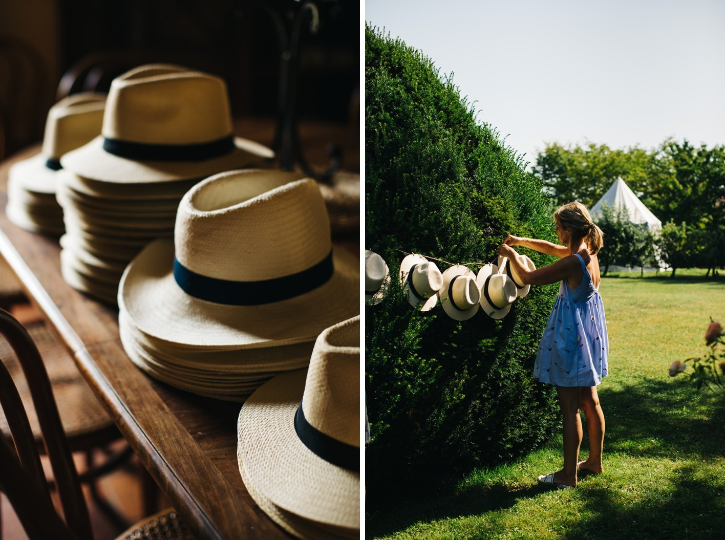 hats for wedding guests