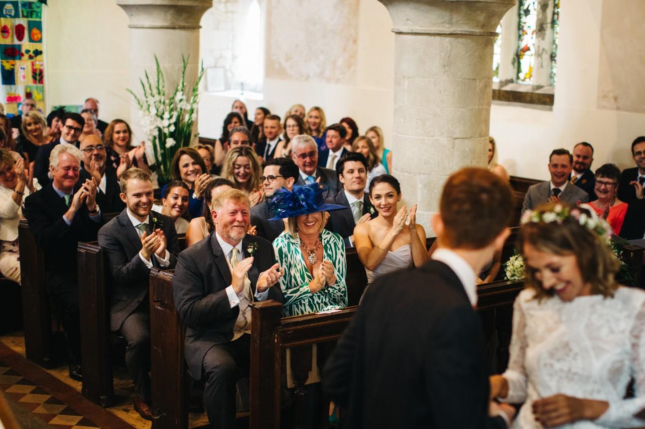 Hampshire Barn wedding in ibthorpe 049