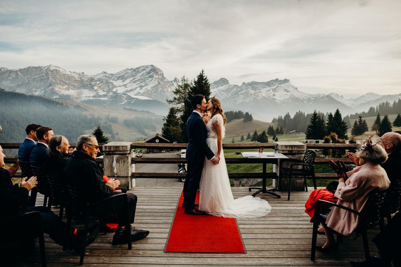 Swiss Alps Wedding Photography 096