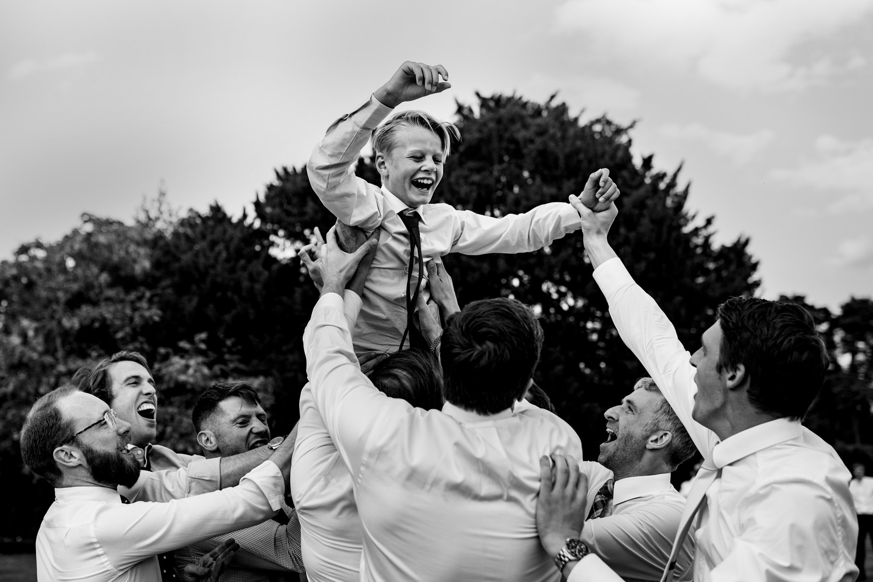 Documentary Wedding Photographer