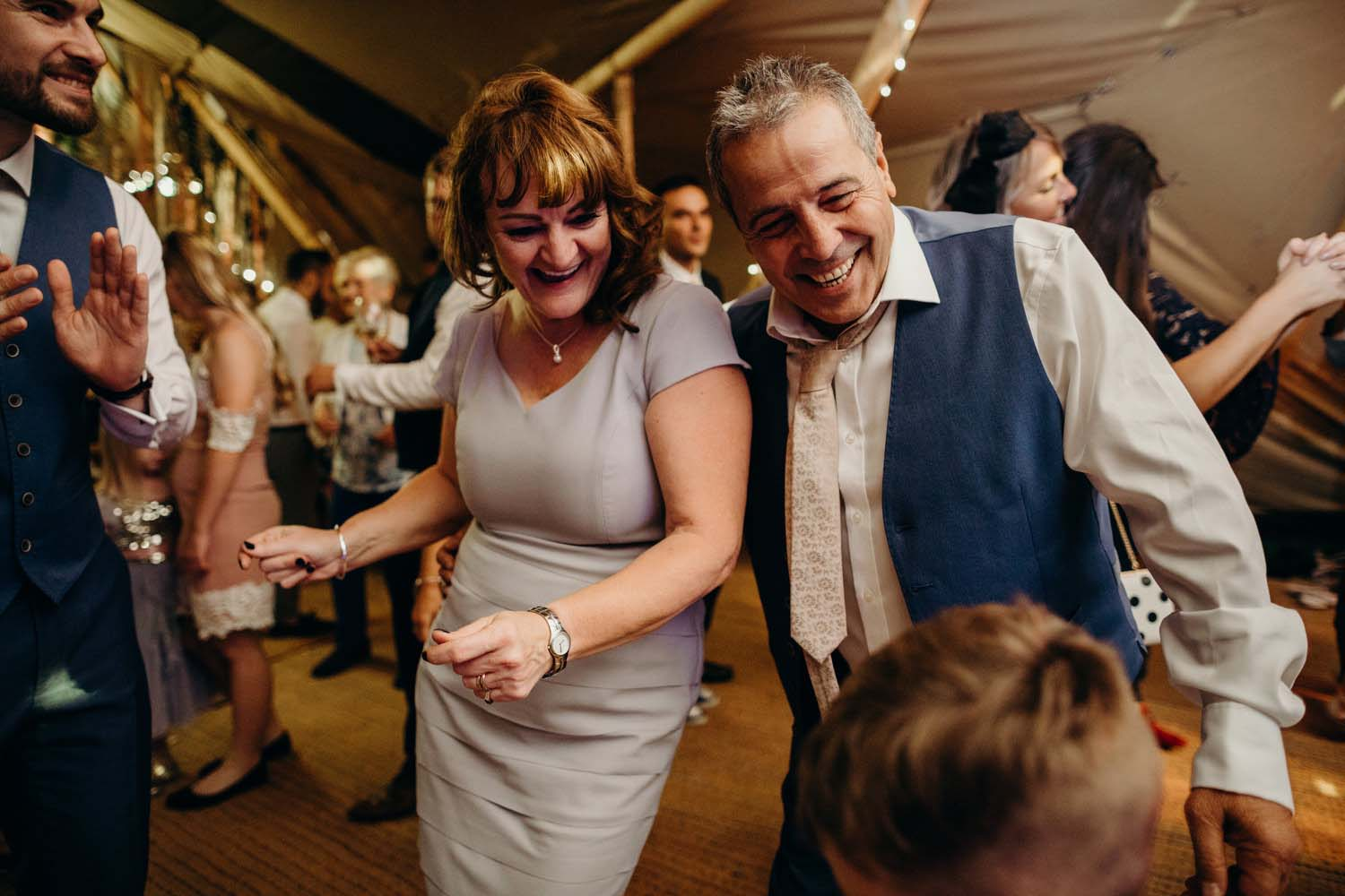 parents of the bride dance
