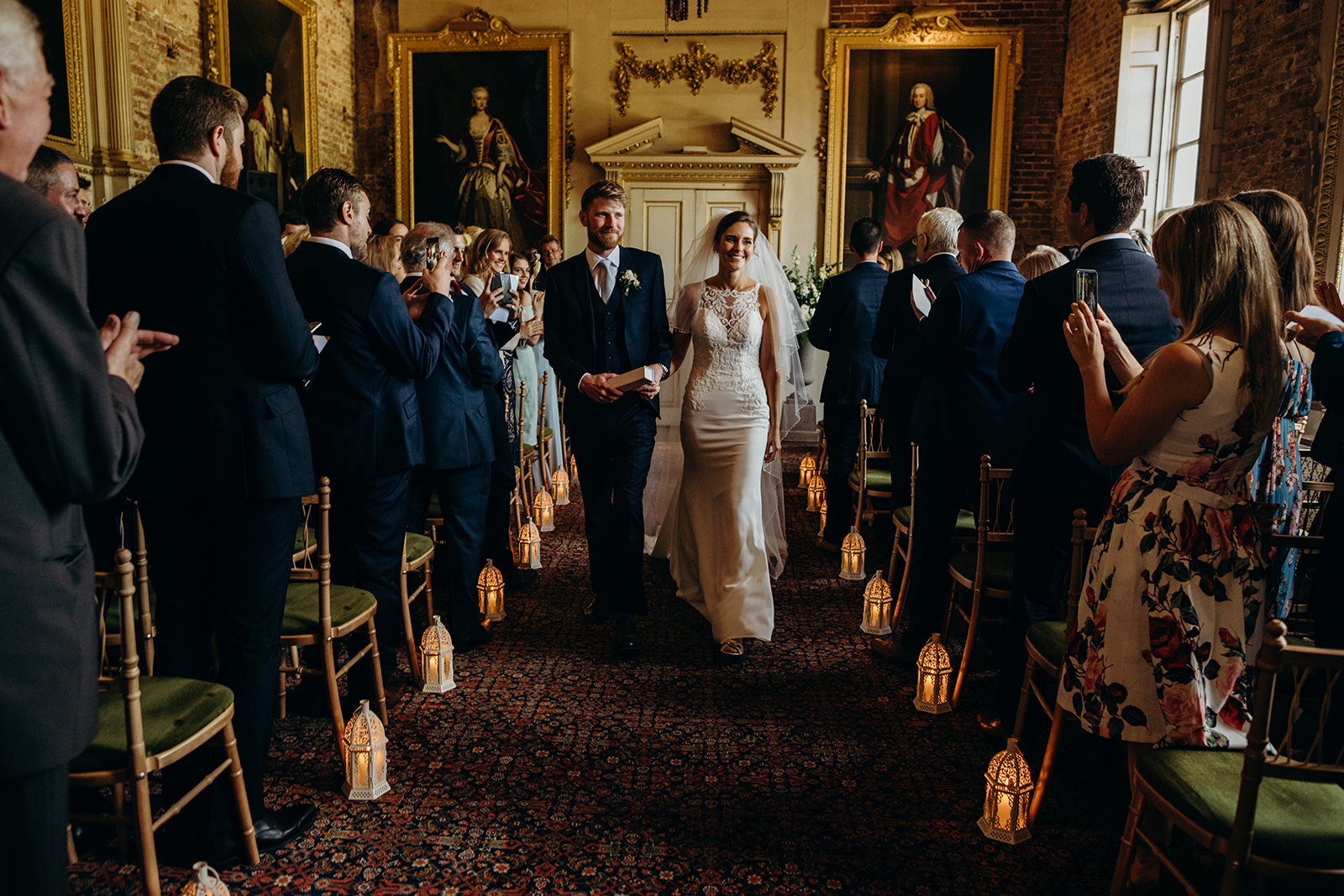A St Giles House Wedding near Wimborne