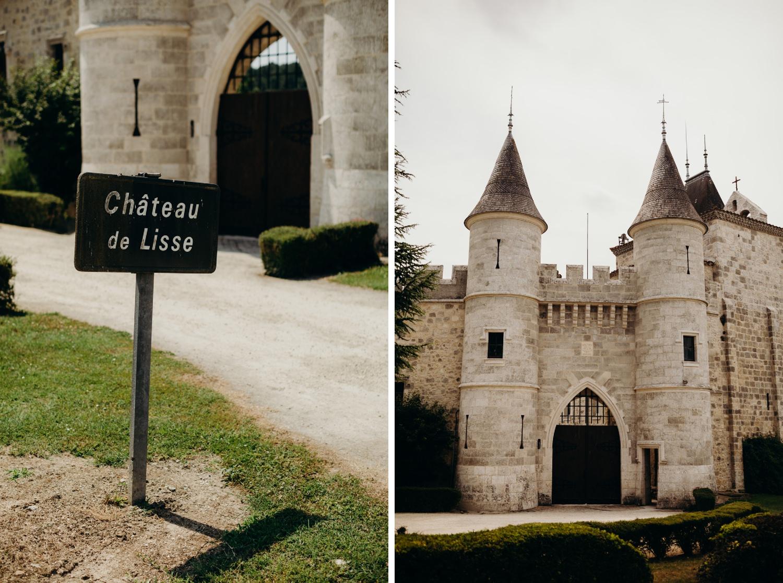 Dordogne Chateau wedding