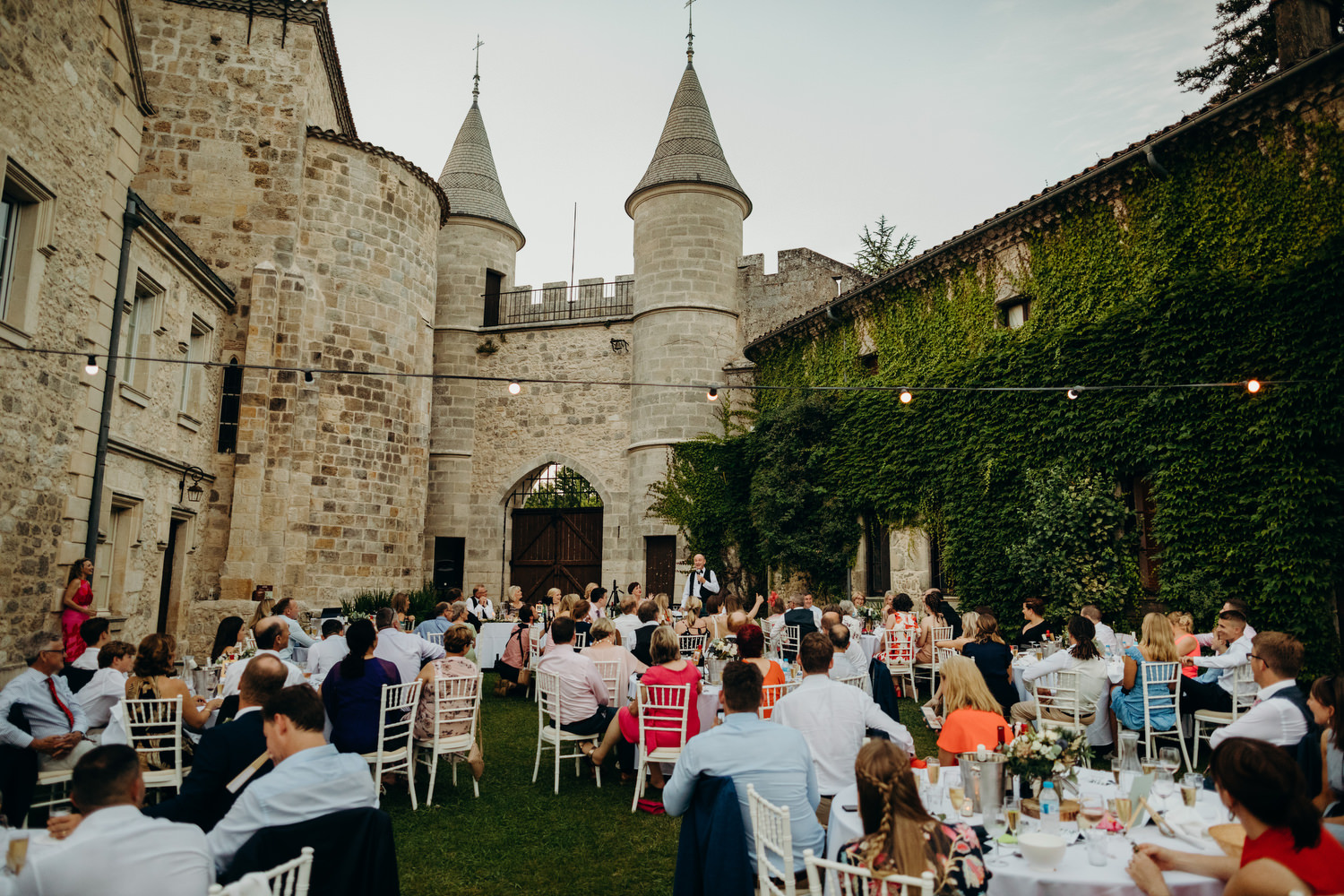 chateau de lisse wedding speeches