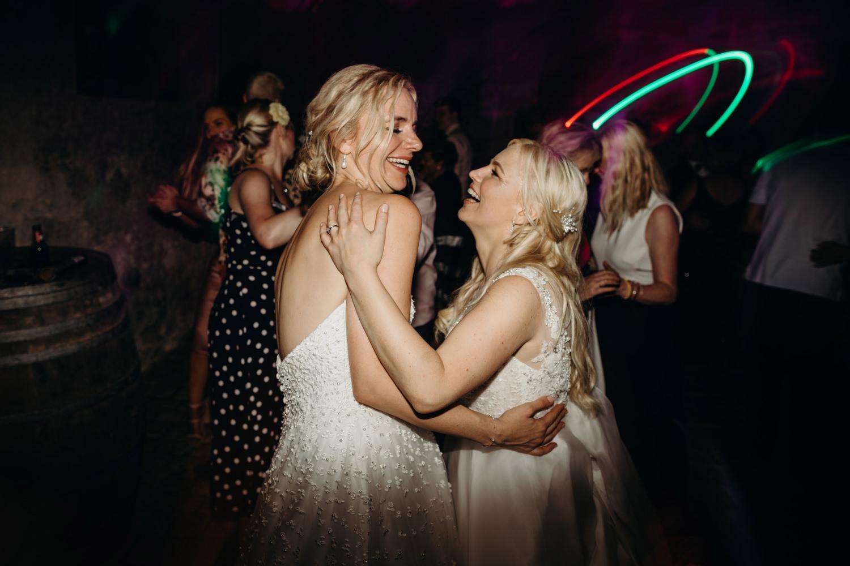 Same-sex wedding in France