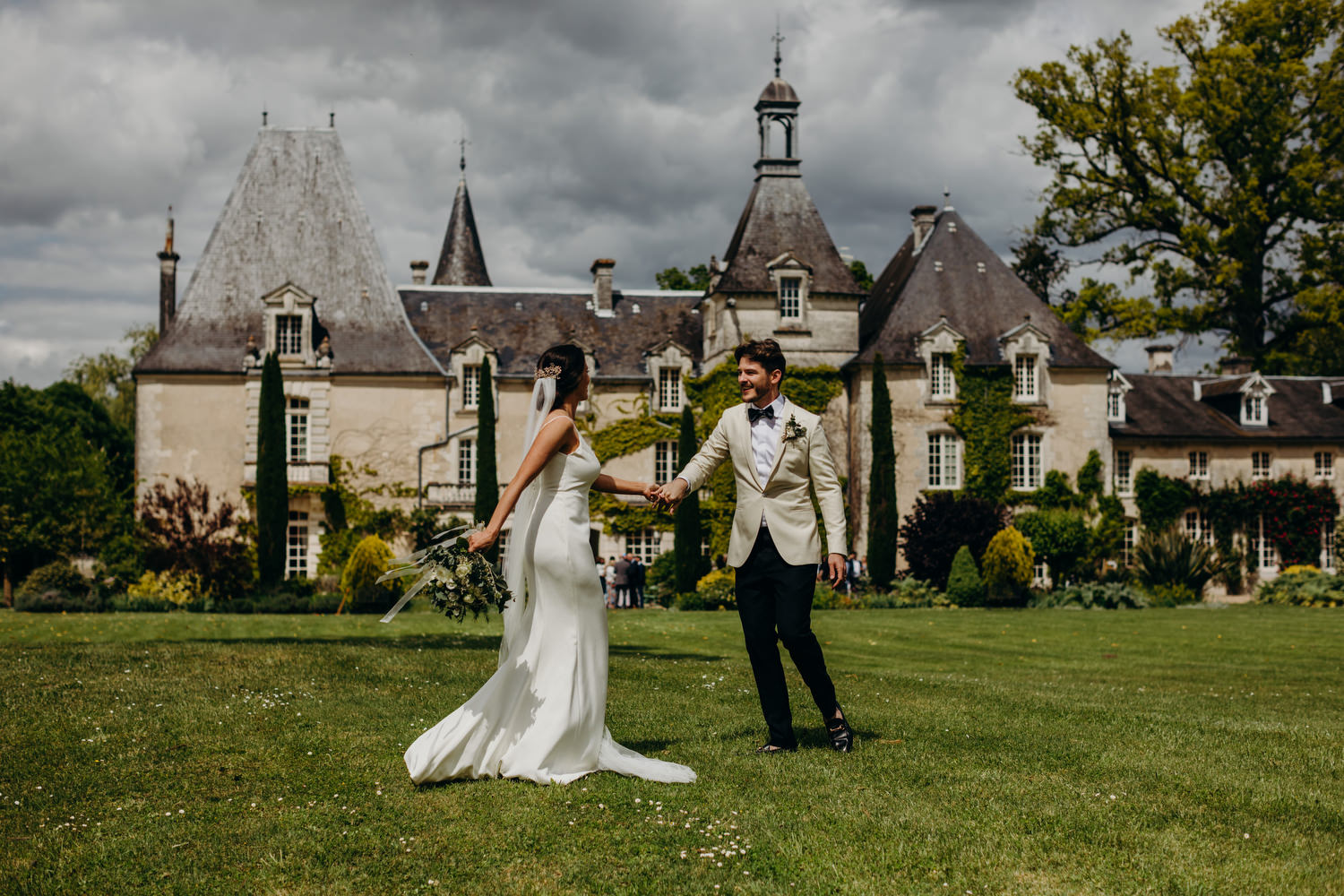 le mas de montet wedding