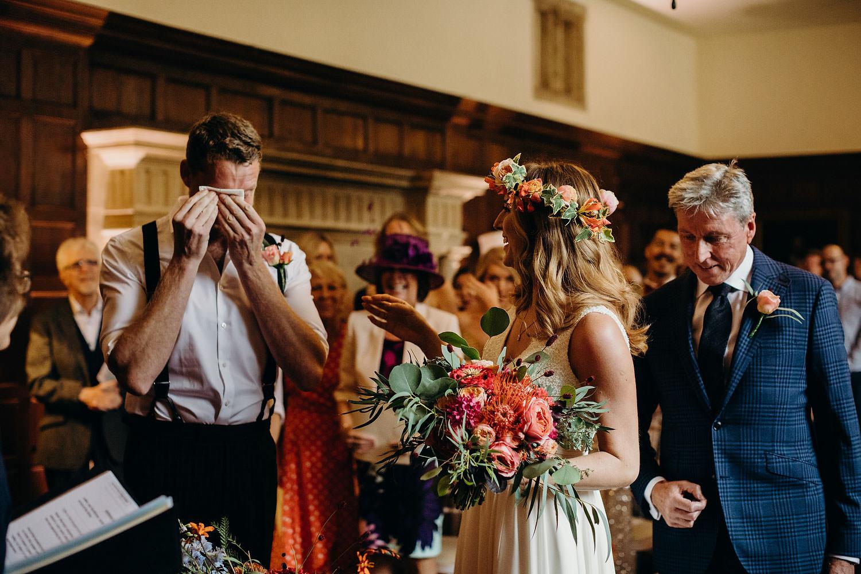 North Cadbury Court Wedding 043