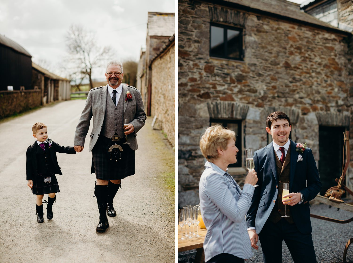 Anran Devon Tidwell Farm Wedding 034