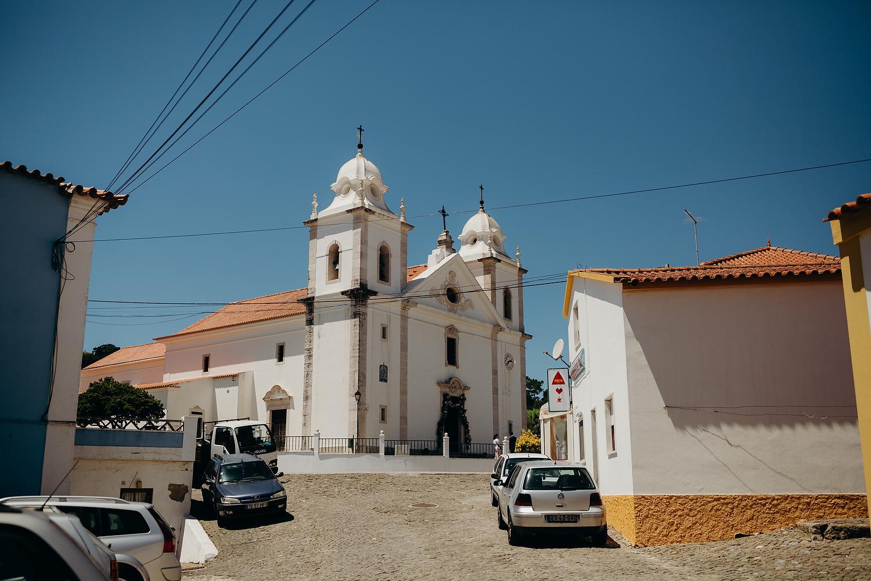 Igreja de São Silvestre wedding