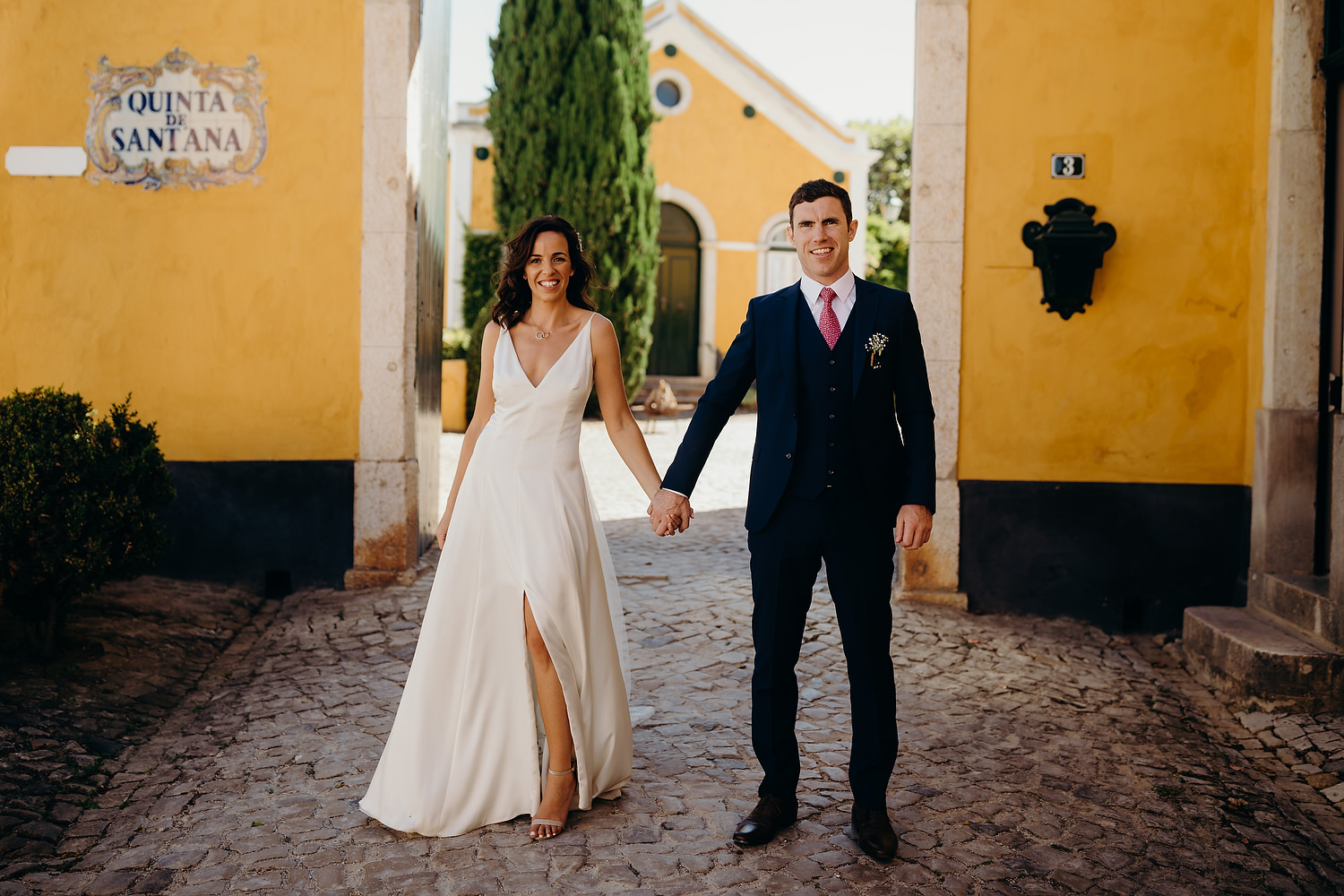 Quinta de Sant'Ana wedding
