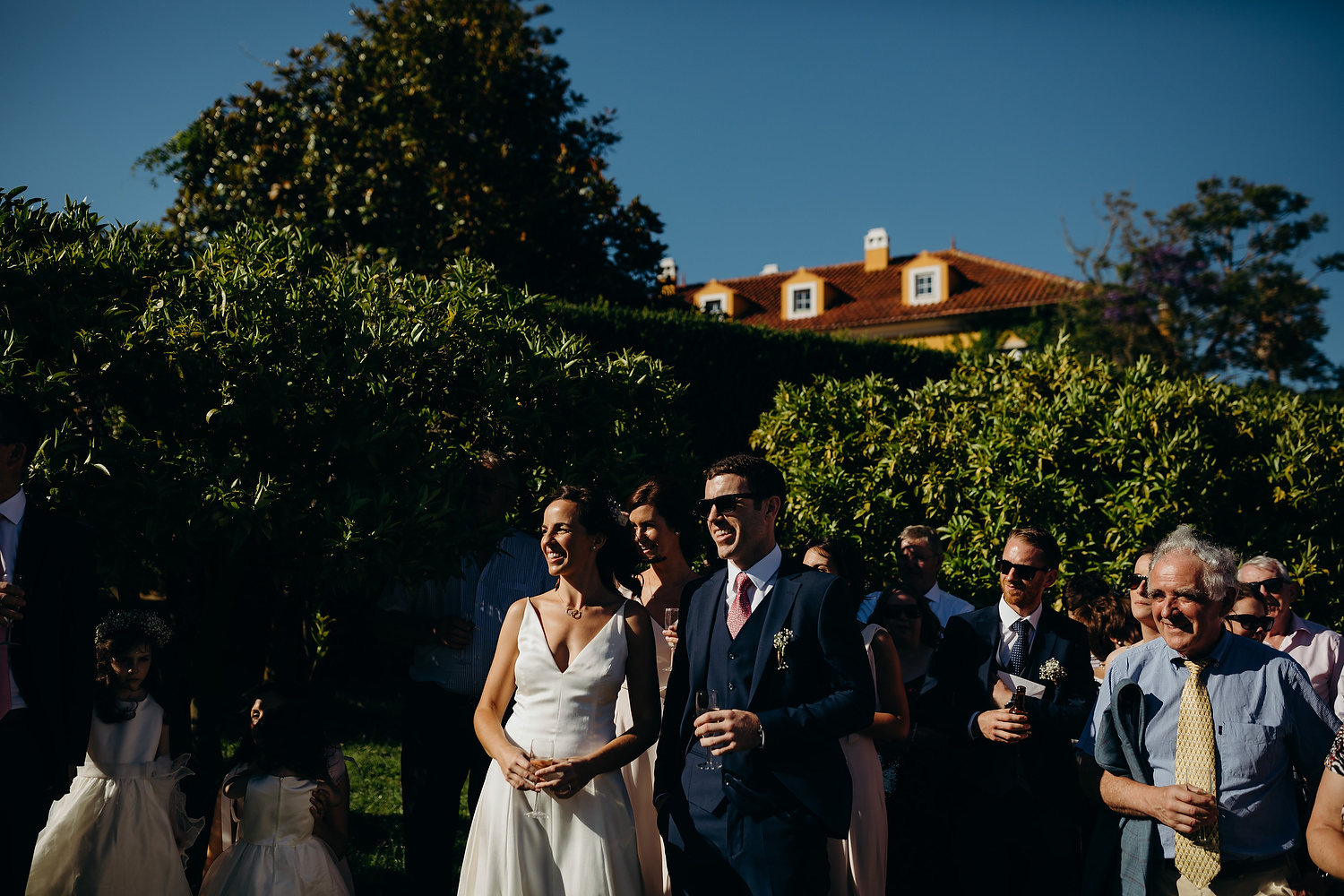 Quinta de Sant'Ana outdoor speeches