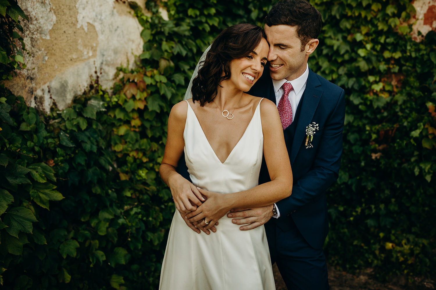 Quinta de Sant'Ana wedding portraits