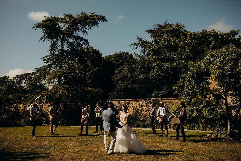 Intimate Devon Wedding
