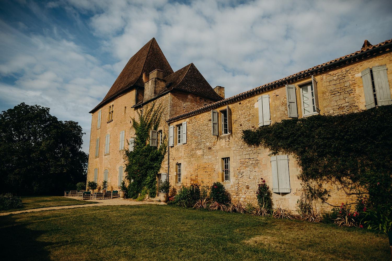 Chateau Durval Weddding Dordogne 004