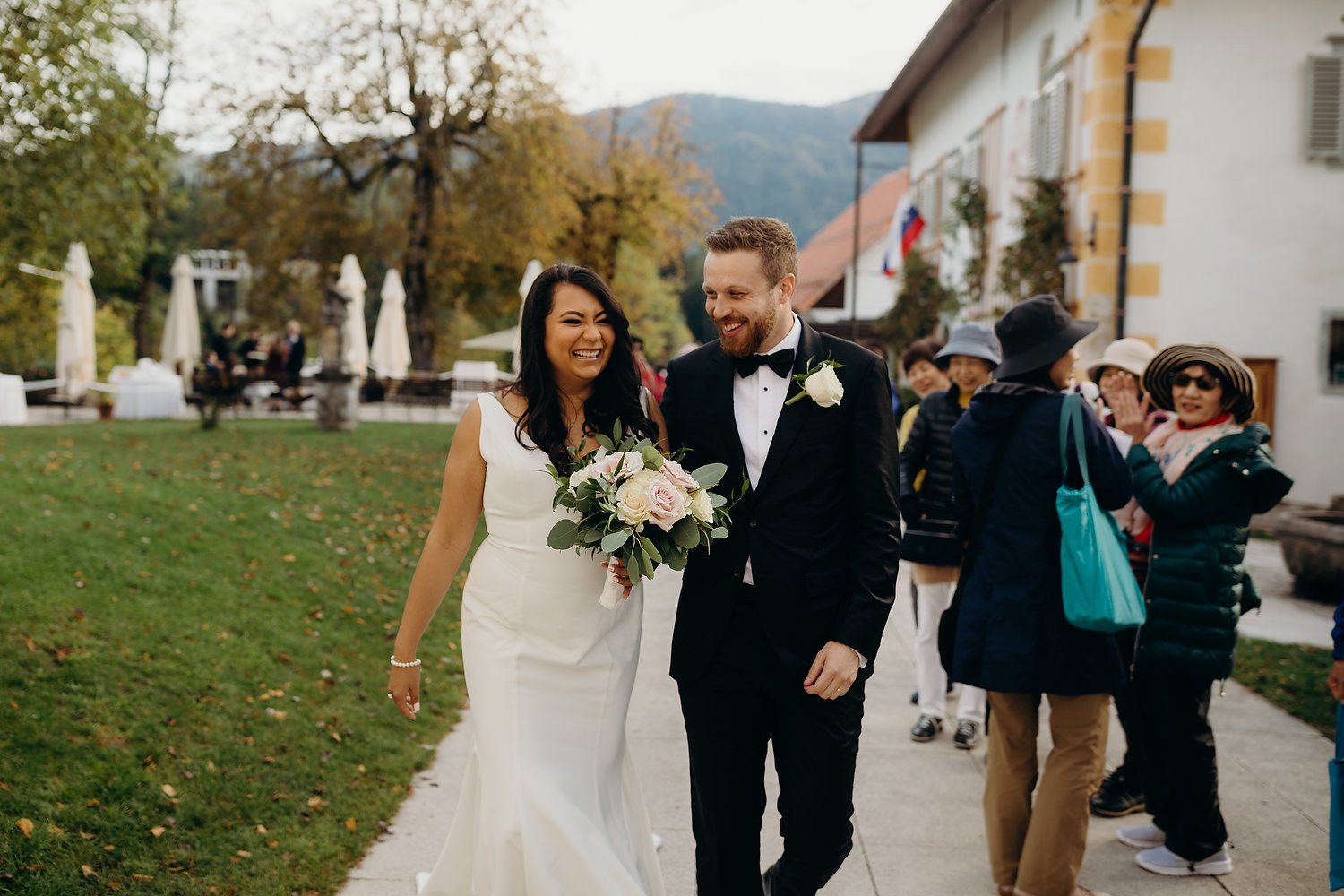 Lake Bled Weddings Grand Toplice Hotel Slovenia 075