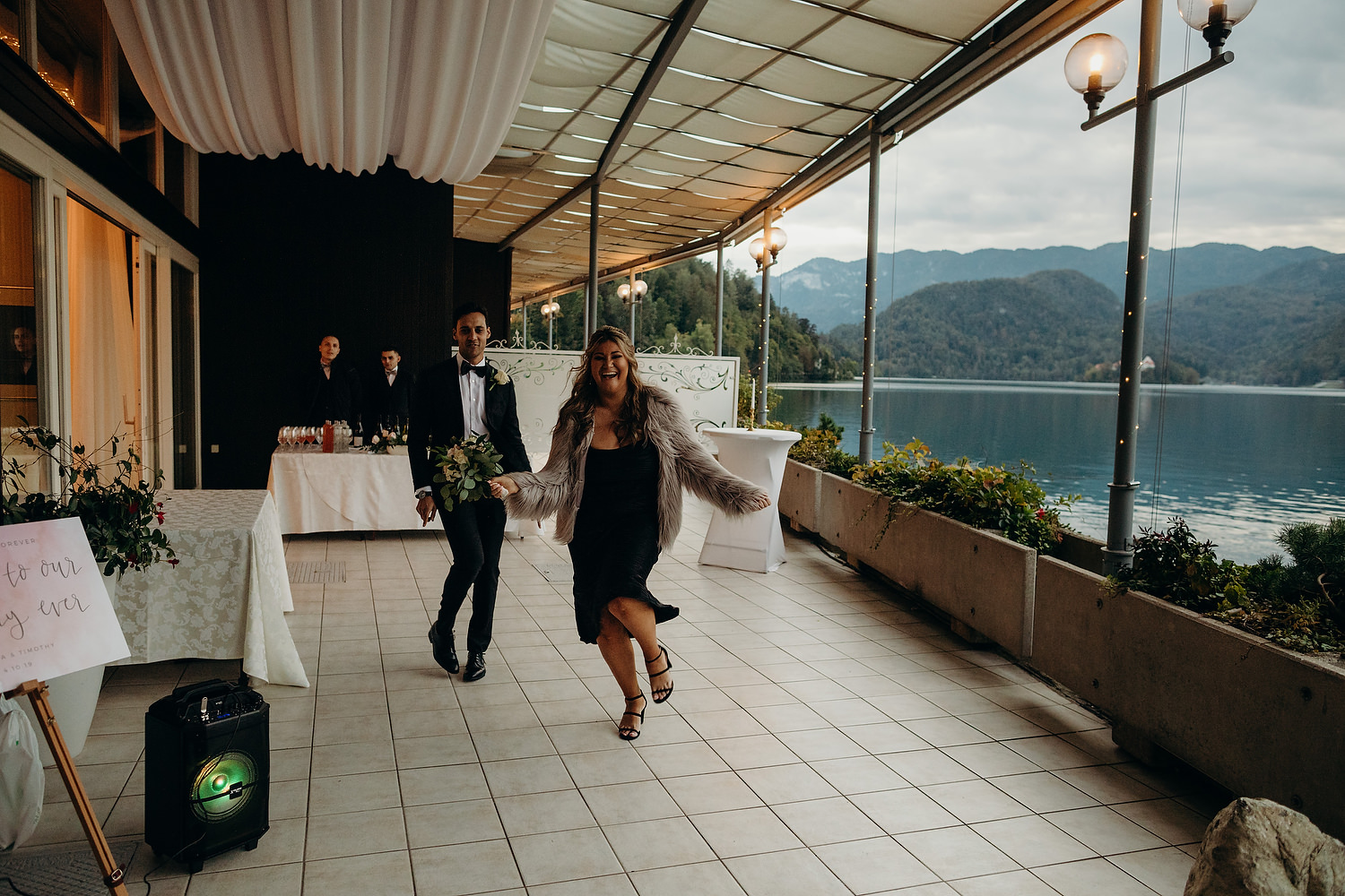 Lake Bled Weddings Grand Toplice Hotel Slovenia 098