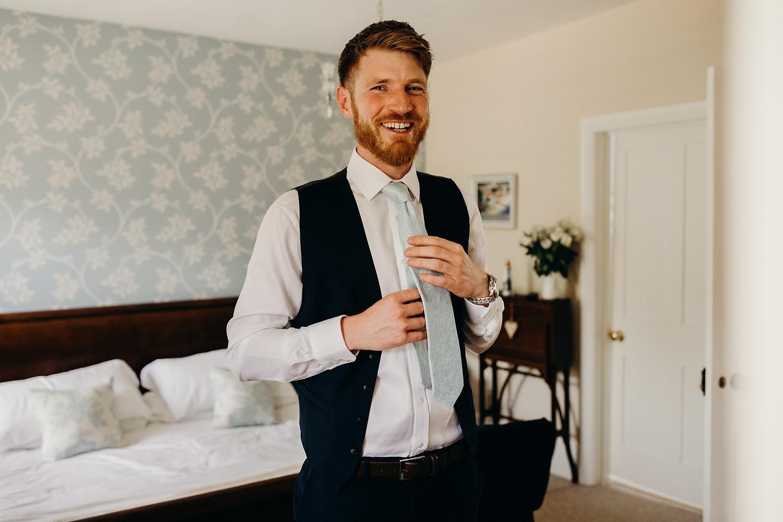 St Giles House Wedding Wimborne Dorset 015