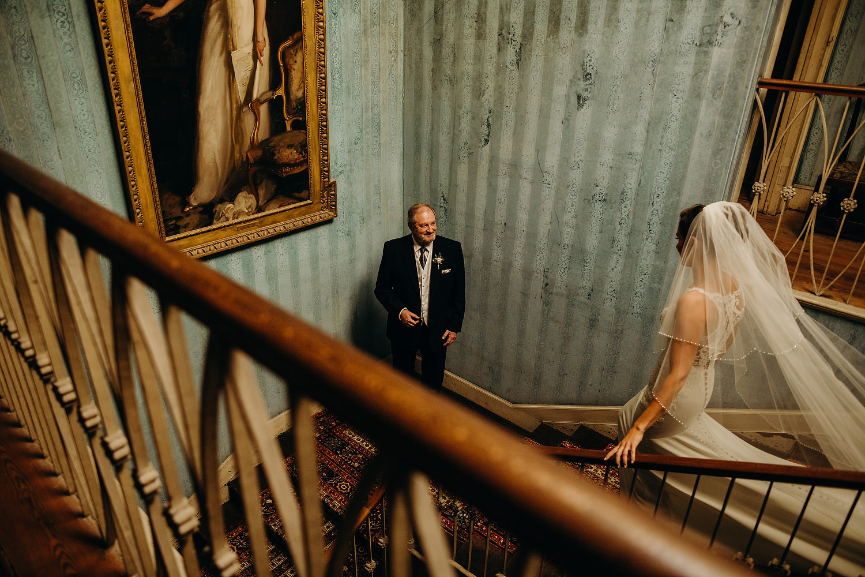St Giles House Wedding Wimborne Dorset 042