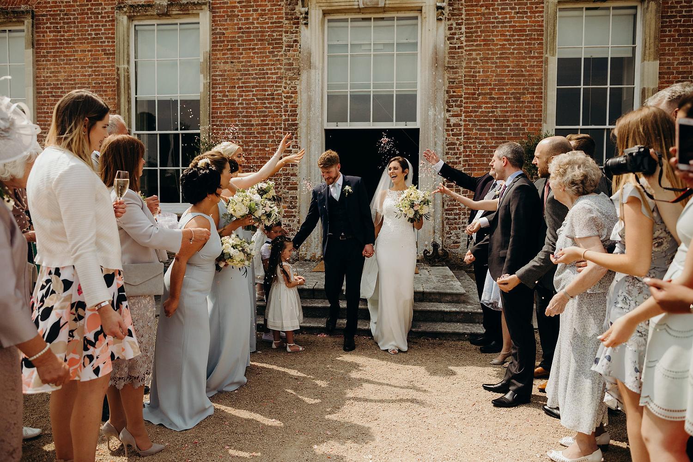 St Giles House Wedding Wimborne Dorset 058
