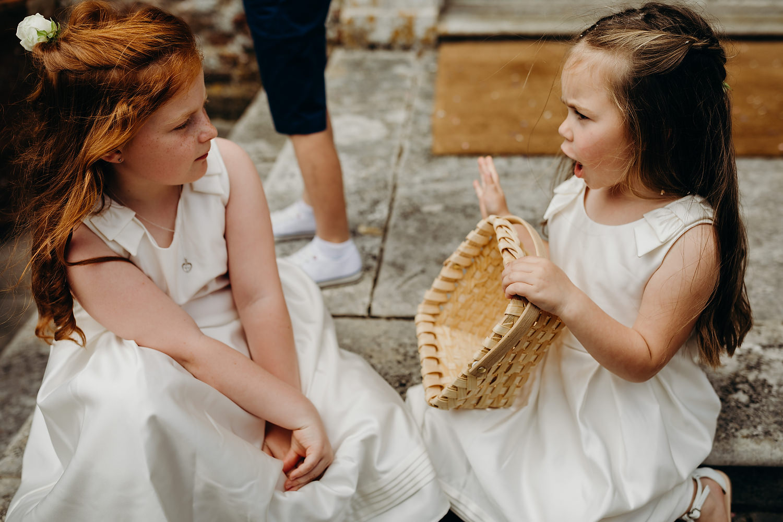 flower girls gossip
