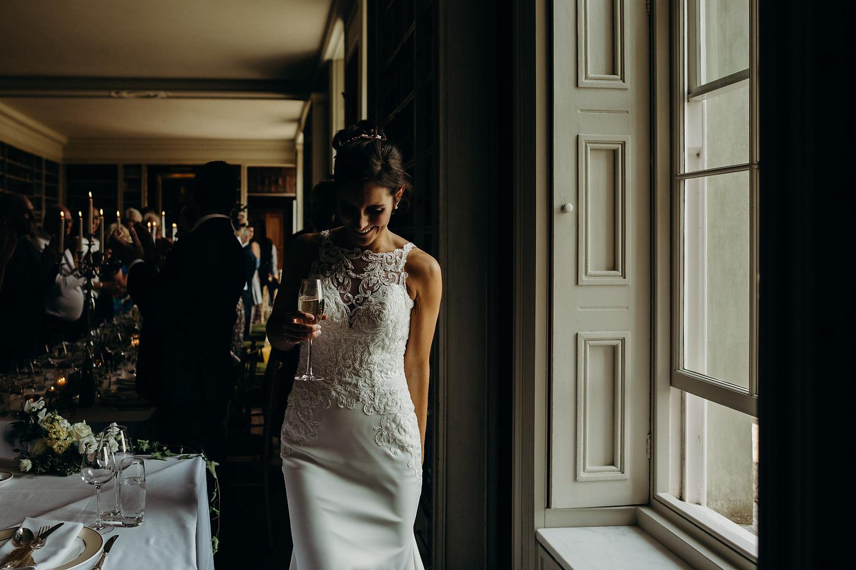 St Giles House Wedding Wimborne Dorset 079
