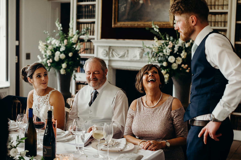 St Giles House Wedding Wimborne Dorset 086
