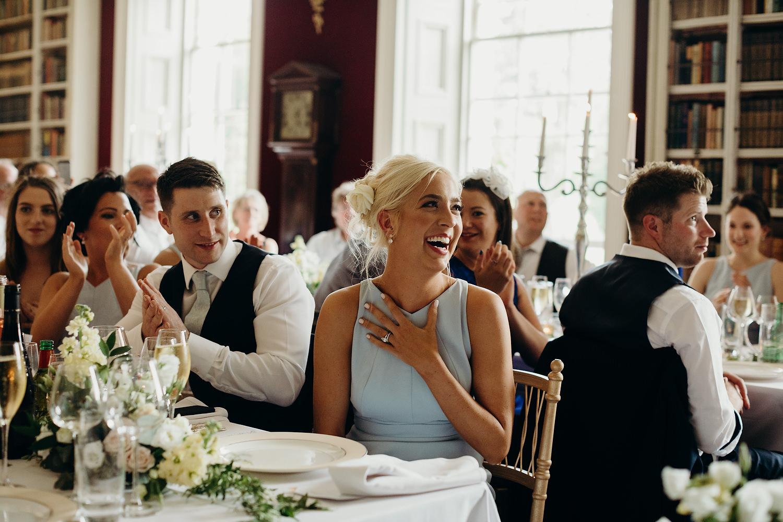 St Giles House Wedding Wimborne Dorset 097