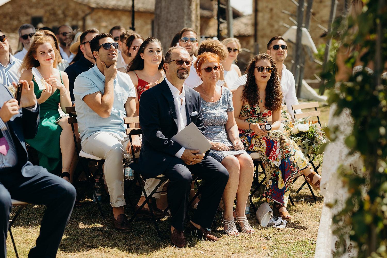 Tuscan Villa Wedding Fattoria La Loggia 032