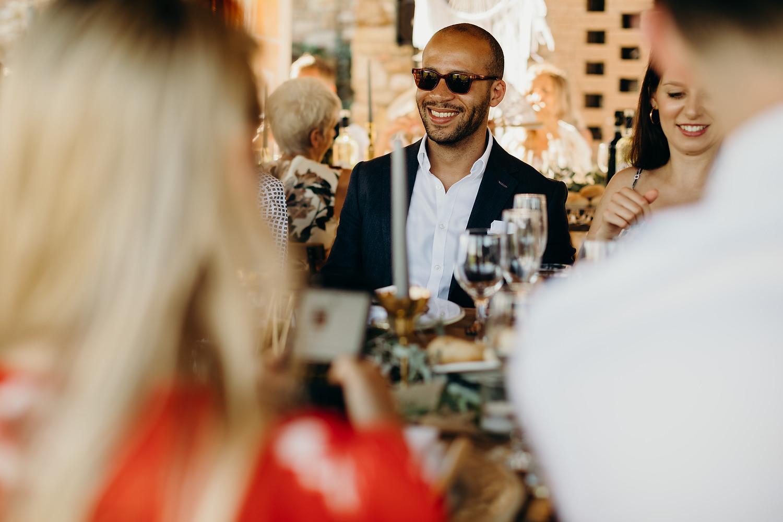 Tuscan Villa Wedding Fattoria La Loggia 065