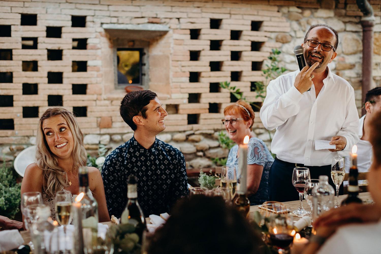 Tuscan Villa Wedding Fattoria La Loggia 088