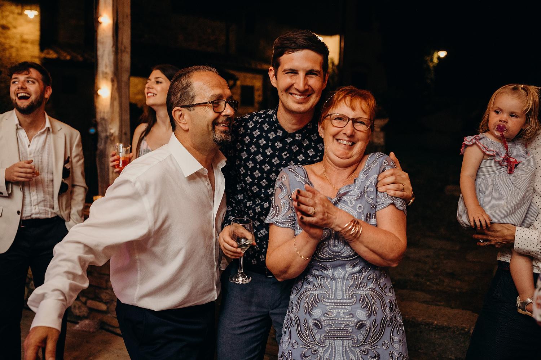 Tuscan Villa Wedding Fattoria La Loggia 113