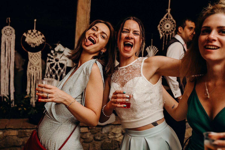 Tuscan Villa Wedding Fattoria La Loggia 122