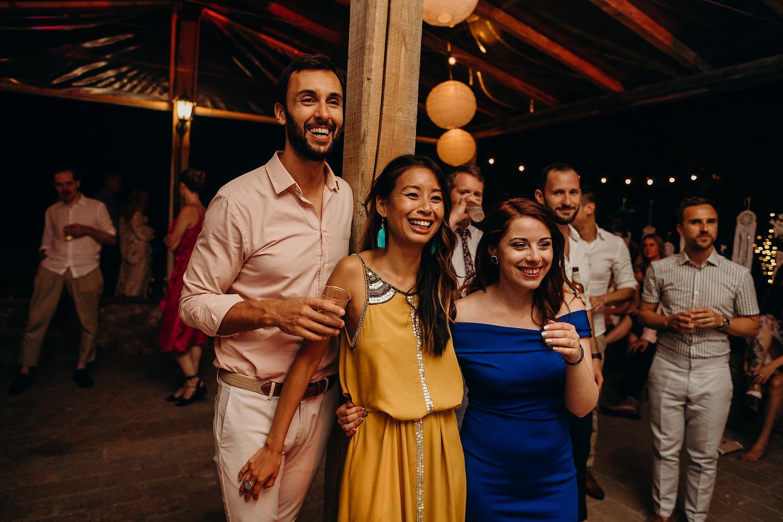 Tuscan Villa Wedding Fattoria La Loggia 137